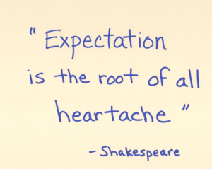 expectation root heartache - web ver