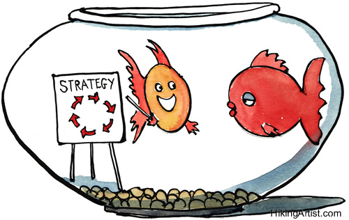 3 Reasons Your Strategic Plan Will Fail – (& One Sure-fire Way to a Winning Plan!)
