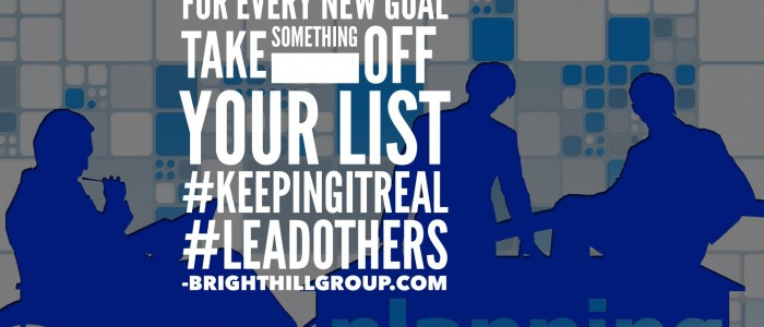 Tip: Getting ready for your annual planning meeting?