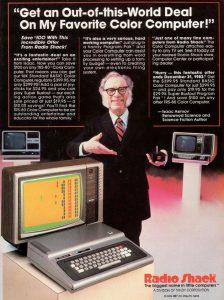 Radio Shack Asimov Ad