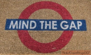 mind the gap doormat flickr daveblogs007 cc_license_8488204426_218f1c0a41_o_with_attribution_cropped