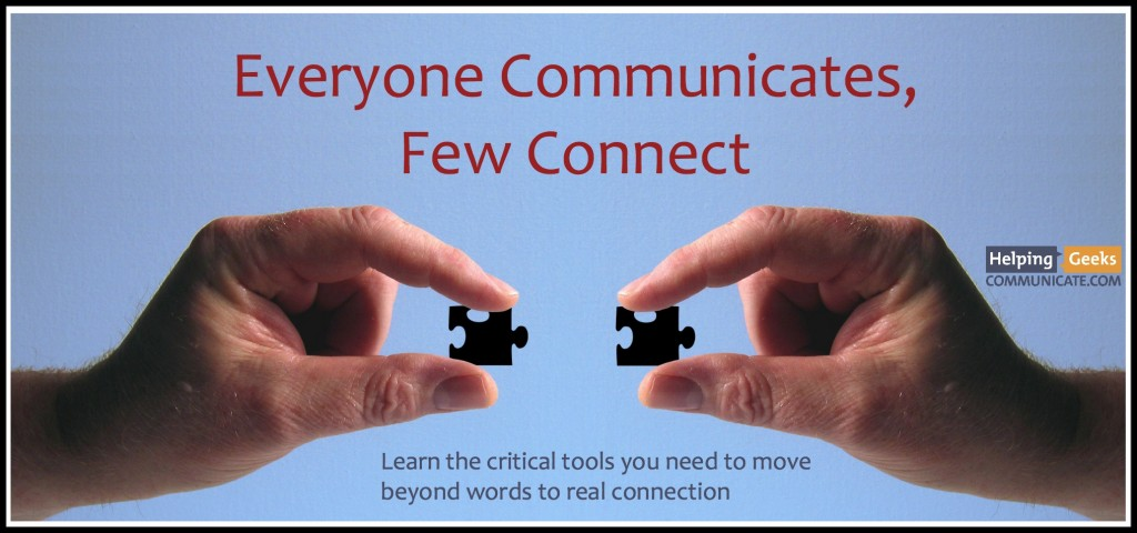 Everyone Communicates Few Connect Logo