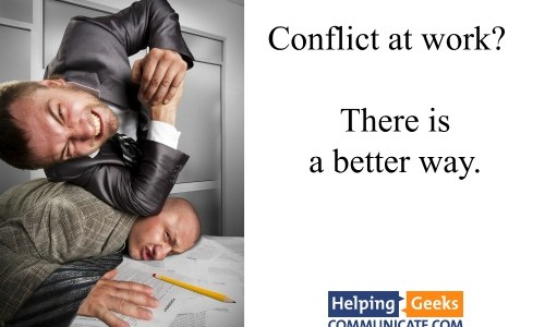 11 Steps to Resolving That Conflict at Work- Sea:2Ep:8