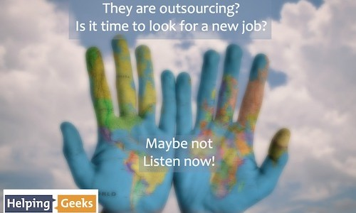 Outsourcing – Career Planning  – and the Law of Addition – Sea:3Ep:8